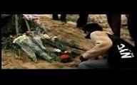 Rachel Corrie Memorial in Gaza - Days After Her Murder -