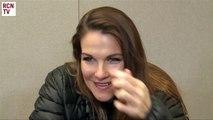 Amy 'LITA' Dumas Interview - Meeting WWE Fans