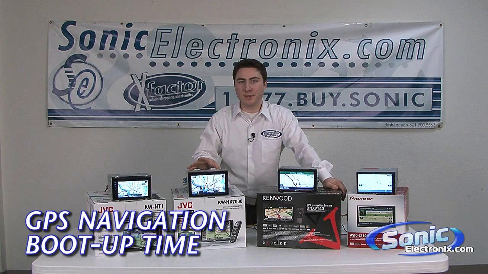 KENWOOD Exclon DNX 6990HD DNX-9990HD Navigation Head Unit GPS Antenna