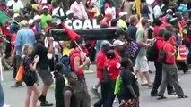 Manifestation Conférence Changement Climatique COP17 de Durban (Afrique du Sud)