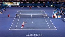 Rafael Nadal vs Stanislas Wawrinka | Australian Open 2014 | Championship Point | HD