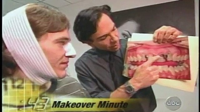 Extreme Makeover: Dr. Bill Dorfman Repairs Extreme Tooth Decay