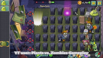 [Android] Plants vs. Zombies 2 - Piñata Party Dark Ages 9