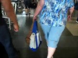 Las Vegas McCarran Airport, Tram to Baggage Claim