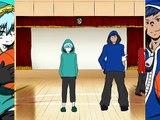 (Matryoshka x Kuroko no Basket) 【手描き黒バス】キセキにマトリョシカ踊らせてみた