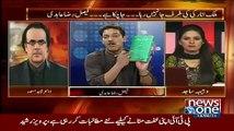 Faisal Raza Abidi About Army