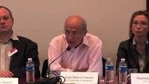 LORENZI (Cercle des économistes) l 1er Forum des think tanks