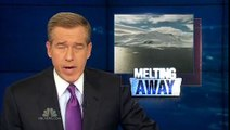 Nightly News: Polar ice melting faster than expected (Climate Change)