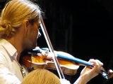 David Garrett und SEL Orchester 10.07.2010 in Wiltz/Luxemburg Zigeunerweisen - Sarasate
