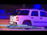 Lone Gunman in armored van Assaults Police Station in Dallas, Texas - LoneWolf Sager(◑_◑)