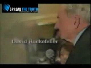 ROCKEFELLER REMERCIE LES MEDIAS POUR LEUR SILENCE de 40 ans SUR LE NWO