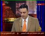 الاتجاه المعاكس مشادة كلامية بين جمال نزال وناصر