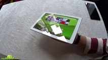 Sony Xperia Z4 Tablet unboxing (english)