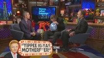 Liam Neeson & John Benjamin Hickey Have Fun with He-LIAM! - WWHL