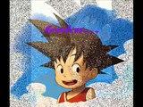 Goku & Chichi ( Everytime we touch )