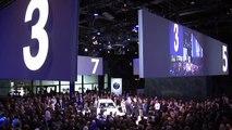 VW Premiere des neuen Golf VII Teil 5/5 - Präsentation des neuen Golf