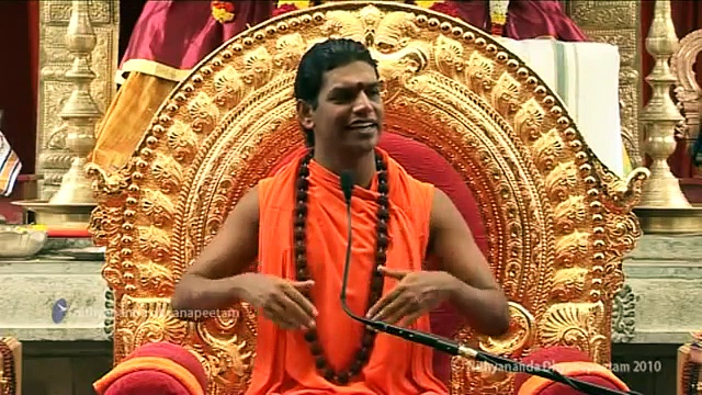 Vedic Tradition The Science of Holistic Living: Nithyananda