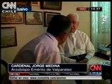 Entrevista exclusiva de CNN Chile al cardenal Jorge Medina por AVP