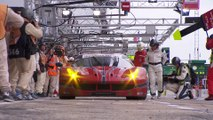 24 Heures du Mans 2015 - Race highlights from 12pm to 2pm