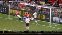 All Goals and Full Highlights - Manchester United Legends 4-2 Bayern Munchen All Stars 14.06.2015