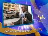 Trujillo: Talleres de mecánica en avenida Perú obstaculizan el tránsito
