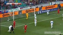 Rooney Fantastic Shot - Slovenia vs England 14.06.2015