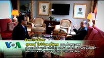 Special Interview Thai FM in UNGA66th VOA Thai