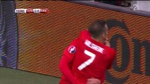 Slovenia - England 2-3, Wilshere (1-2, 73'), 14.06.2015. Full HD