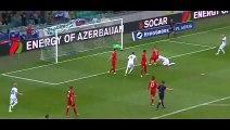 Goal Pecnik  - Slovenia 2-2 England - 14-06-2015