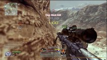 """MW2 Quick Scope Montage """"Take 2"""" Sniper Montage with Intervention (MW2 QUICK SCOPE/NO SCOPE)"""