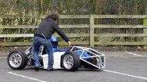 Oxford Brookes Racing Test - 22 Jan, 2011