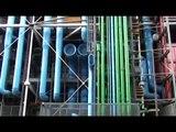RIchard Rogers & Renzo Piano: Centre Pompidou, Paris