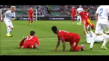 Slovenia 2 - 3 England All Goals and Highlights 14/06/2015 - Euro 2016 Qualification