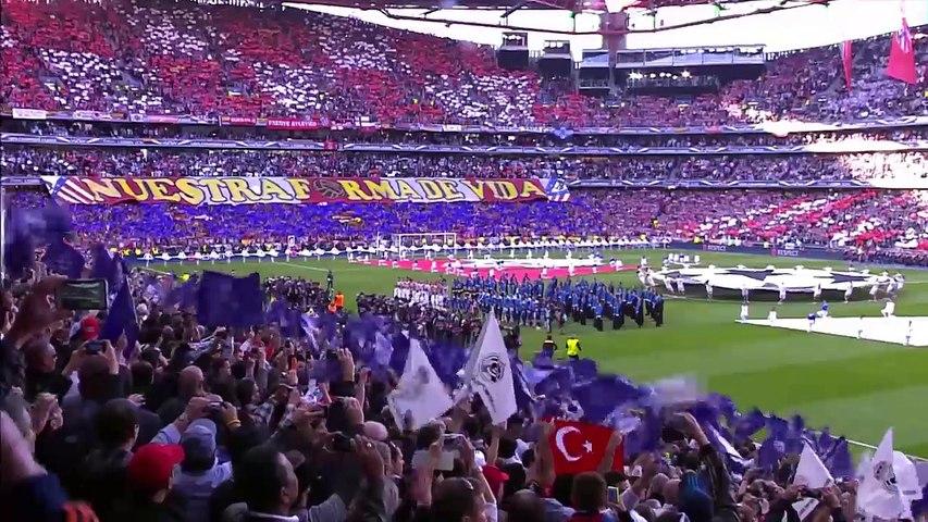 Final Liga dos Campeões 13/14 - REAL MADRID X ATLÉTICO DE MADRID 24.05.2014