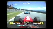 Formel 1 1998 GP10 - OESTERREICH Zeltweg - Rennen DSF