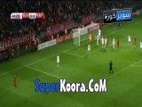 أهداف مباراة ( روسيا البيضاء 0-1 أسبانيا )  التصفيات المؤهلة ليورو 2016