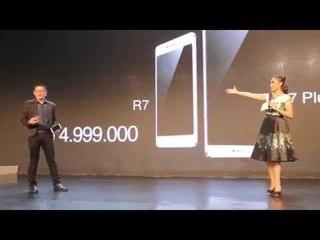 CHIP TV: Peluncuran Oppo R7 dan R7 Plus Di Indonesia