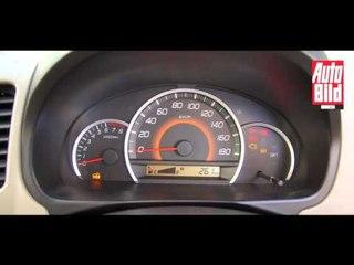 Suzuki Karimun Wagon R Test Drive