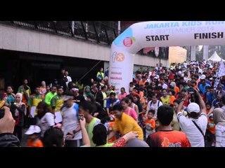 Lari Sehat Bersama Jakarta Kids Run