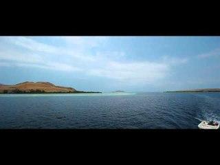 Menuju Pulau Sabayur - Flores NTT
