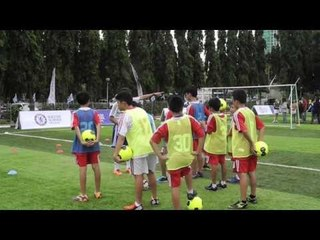 CHELSEA soccer school Indonesia