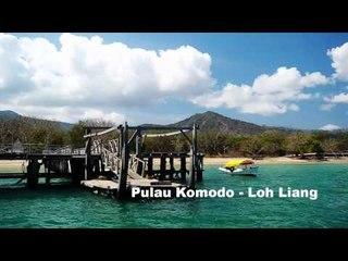 Menjelajah Labuan Bajo - Pulau Komodo