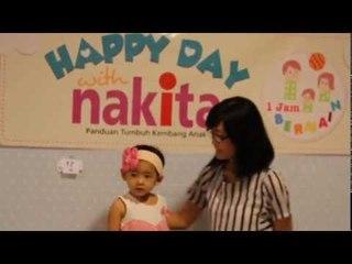 Tabloid Nakita - Event - Happy Day with nakita