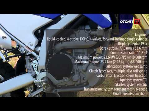 Profil Yamaha WR250R, Dual Purpose dari Yamaha