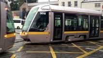 Luas Crash Dublin - September 10th 2012