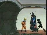Naruto AMV - Trapt - (Itachi vs. Sasuke)