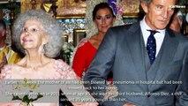 Duchess of Alba, Maria del Rosario Cayetana Fitz-James Stuart y de Silva, dies aged 88 in Seville