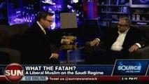 """Ezra Levant Saudi Shakedown  Ezra Declares Tarek Fatah """" A Happy Muslim"""" Cuz He Luvs Freedom!"""