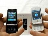 World Smallest Dual SIM Slide mobile cell phone Tiny Mini 77