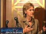 Hillary Clinton speaks to Moms Rising - Sept. 28, 2006
